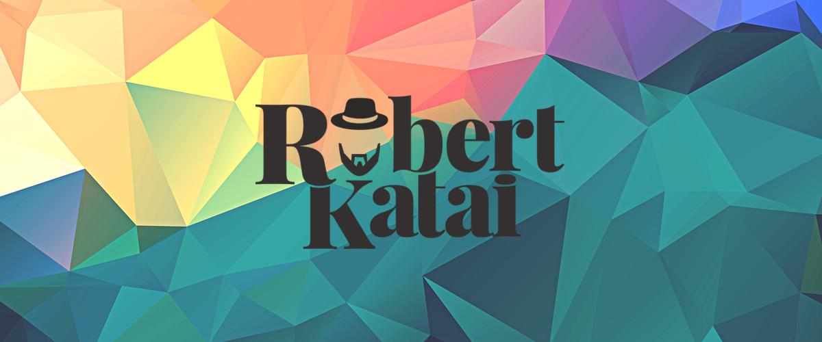 Robert Katai Logo