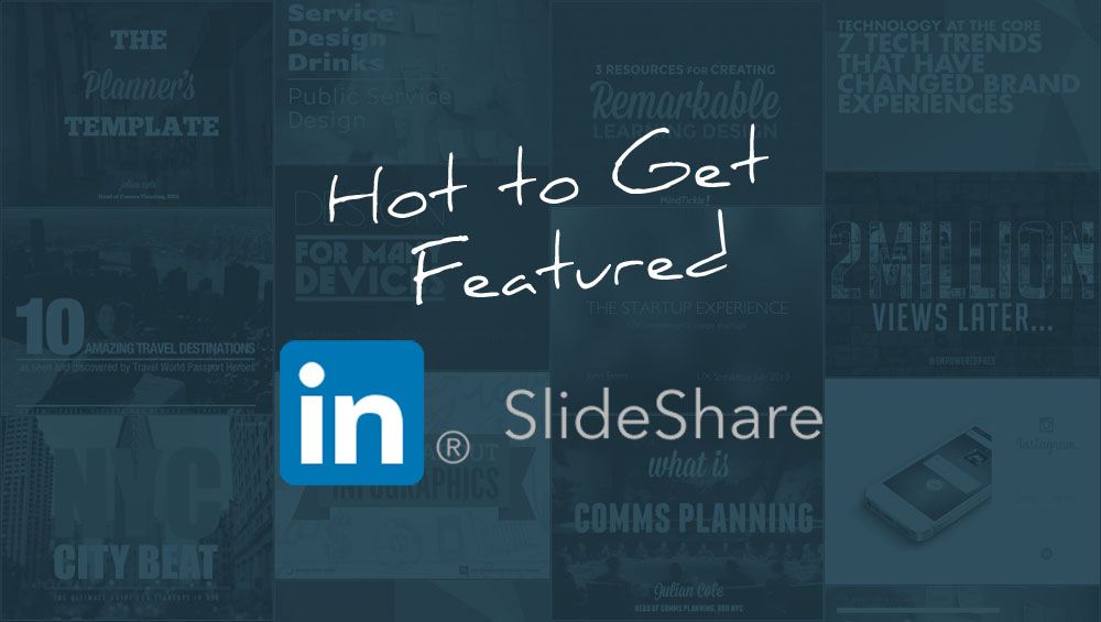 Slideshare Tips - cover